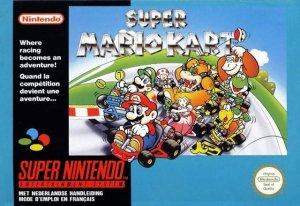 Super Mario Kart per Super Nintendo Entertainment System