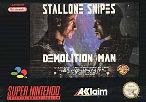 Demolition Man per Super Nintendo Entertainment System