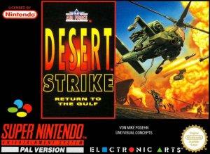 Desert Strike - Return to the Gulf per Super Nintendo Entertainment System