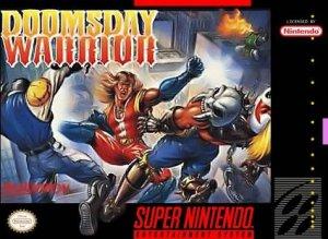 Doomsday Warrior per Super Nintendo Entertainment System