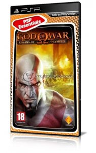 God of War: Chains of Olympus per PlayStation Portable