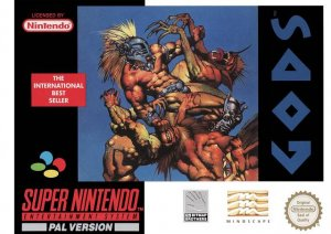 Gods per Super Nintendo Entertainment System