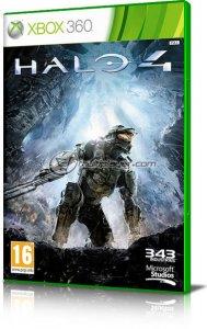 Halo 4 per Xbox 360
