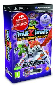 Invizimals: Le Creature Ombra per PlayStation Portable