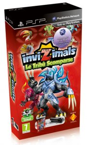 Invizimals: Le Tribù Scomparse per PlayStation Portable