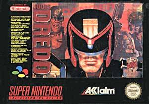 Judge Dredd per Super Nintendo Entertainment System