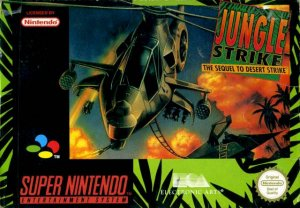 Jungle Strike per Super Nintendo Entertainment System