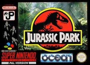 Jurassic Park per Super Nintendo Entertainment System