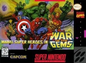 Marvel Super Heroes: War of the Gems per Super Nintendo Entertainment System