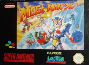 Mega Man X3 per Super Nintendo Entertainment System