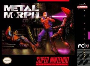 Metal Morph per Super Nintendo Entertainment System