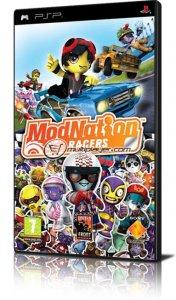 ModNation Racers per PlayStation Portable