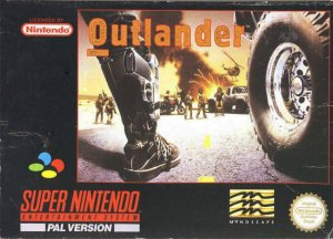Outlander per Super Nintendo Entertainment System
