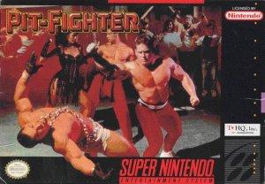 Pit-Fighter per Super Nintendo Entertainment System
