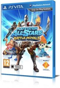 PlayStation All-Stars: Battle Royale per PlayStation Vita