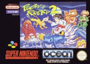 Pocky & Rocky 2 per Super Nintendo Entertainment System