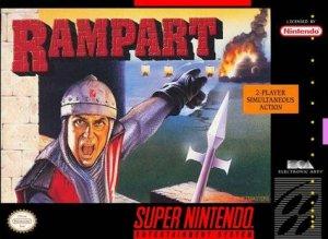 Rampart per Super Nintendo Entertainment System