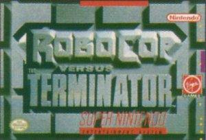 Robocop Vs Terminator per Super Nintendo Entertainment System