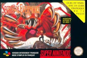Secret of Evermore per Super Nintendo Entertainment System
