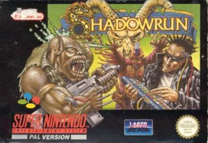 Shadowrun per Super Nintendo Entertainment System