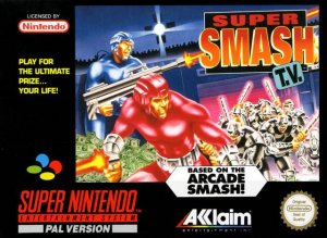 Smash TV per Super Nintendo Entertainment System
