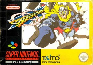 Sonic Blast Man per Super Nintendo Entertainment System