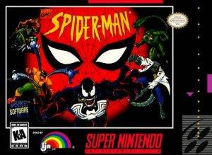 Spiderman per Super Nintendo Entertainment System