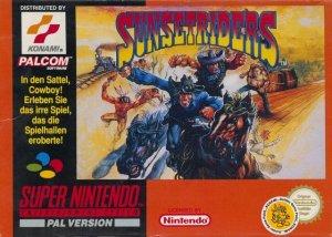 Sunset Riders per Super Nintendo Entertainment System