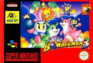 Super Bomberman 3 per Super Nintendo Entertainment System