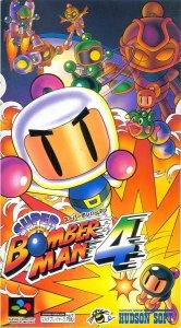 Super Bomberman 4 per Super Nintendo Entertainment System