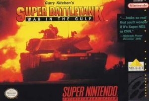 Super Battletank per Super Nintendo Entertainment System