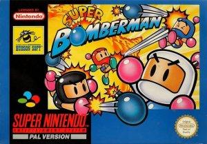 Super Bomberman per Super Nintendo Entertainment System