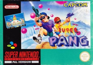 Super Pang per Super Nintendo Entertainment System