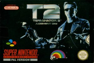 Terminator 2: Judgment Day per Super Nintendo Entertainment System