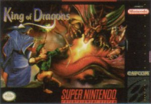 The King of Dragons per Super Nintendo Entertainment System