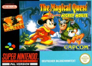 The Magical Quest: Starring Mickey Mouse per Super Nintendo Entertainment System