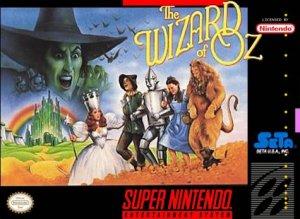 The Wizard of Oz per Super Nintendo Entertainment System