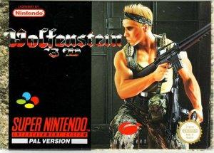 Wolfenstein 3D per Super Nintendo Entertainment System