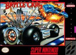 Battle Cars per Super Nintendo Entertainment System