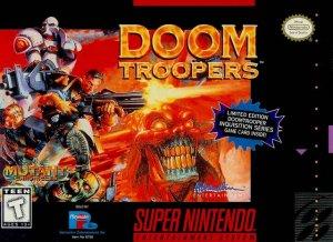Doom Troopers per Super Nintendo Entertainment System