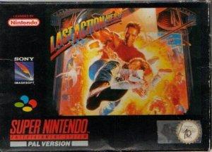 Last Action Hero per Super Nintendo Entertainment System