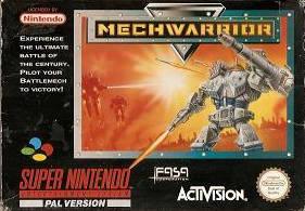 Mechwarrior per Super Nintendo Entertainment System