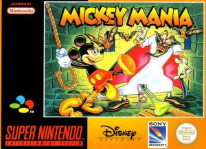 Mickey Mania per Super Nintendo Entertainment System