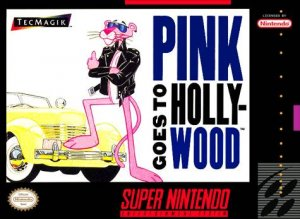 Pink Goes to Hollywood per Super Nintendo Entertainment System