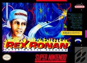 Rex Ronan: Experimental Surgeon per Super Nintendo Entertainment System
