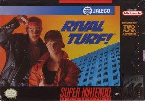 Rival Turf per Super Nintendo Entertainment System