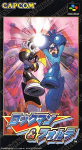 Mega Man & Bass per Super Nintendo Entertainment System