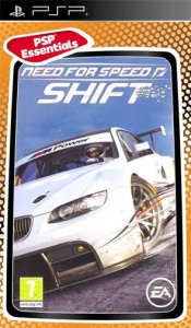 Need for Speed SHIFT per PlayStation Portable