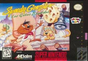 Speedy Gonzales: Los Gatos Bandidos per Super Nintendo Entertainment System