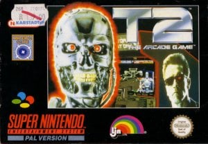 T2: The Arcade Game per Super Nintendo Entertainment System